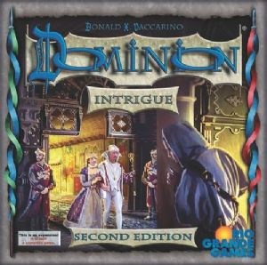 Dominion : Intrigue 2nd Edition